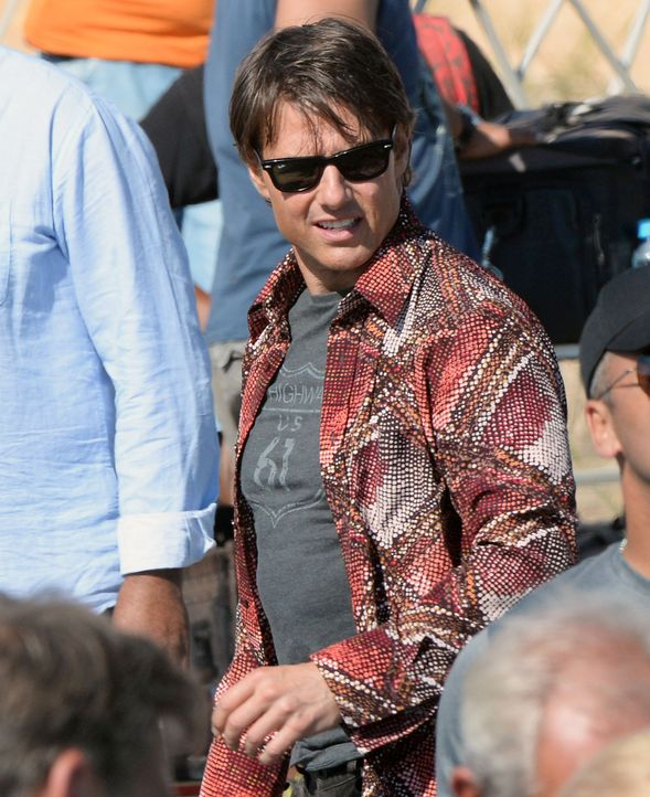 Mission-Impossible5-Dreharbeiten-14-09-25-3-AFP - Bildquelle: AFP