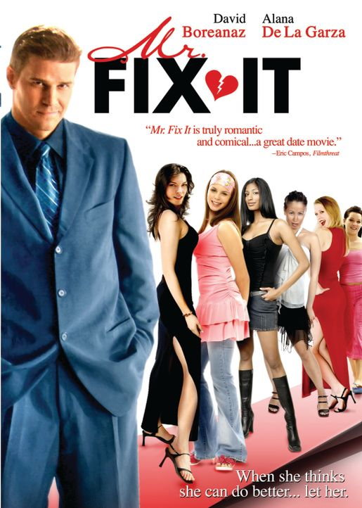 Mr. Fix It - Plakatmotiv - Bildquelle: First Look International