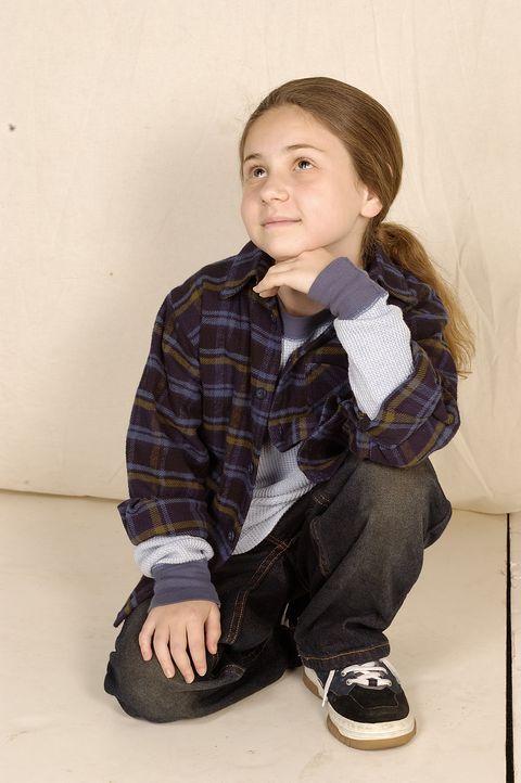 Weil weder ihre Mutter noch ihr Vater die 8-jährige Zoe (Jordy Benattar) aufgeben wollen, bleibt die Familie vorerst zusammen. Da beginnt ihr Vater... - Bildquelle: TM &   2009 CBS Studios Inc. All Rights Reserved.