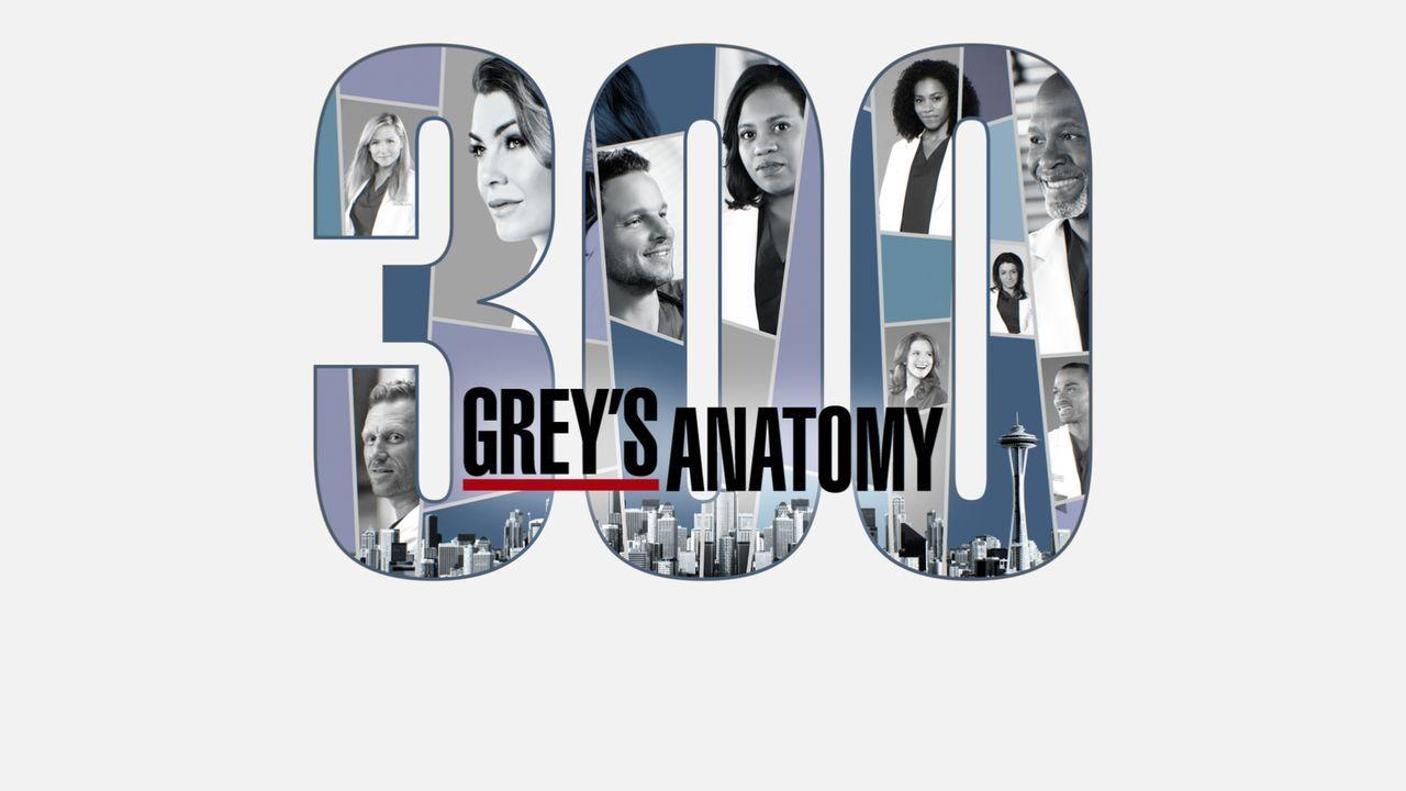 Grey's Anatomy - 300 Folge - Bildquelle: ABC Studios