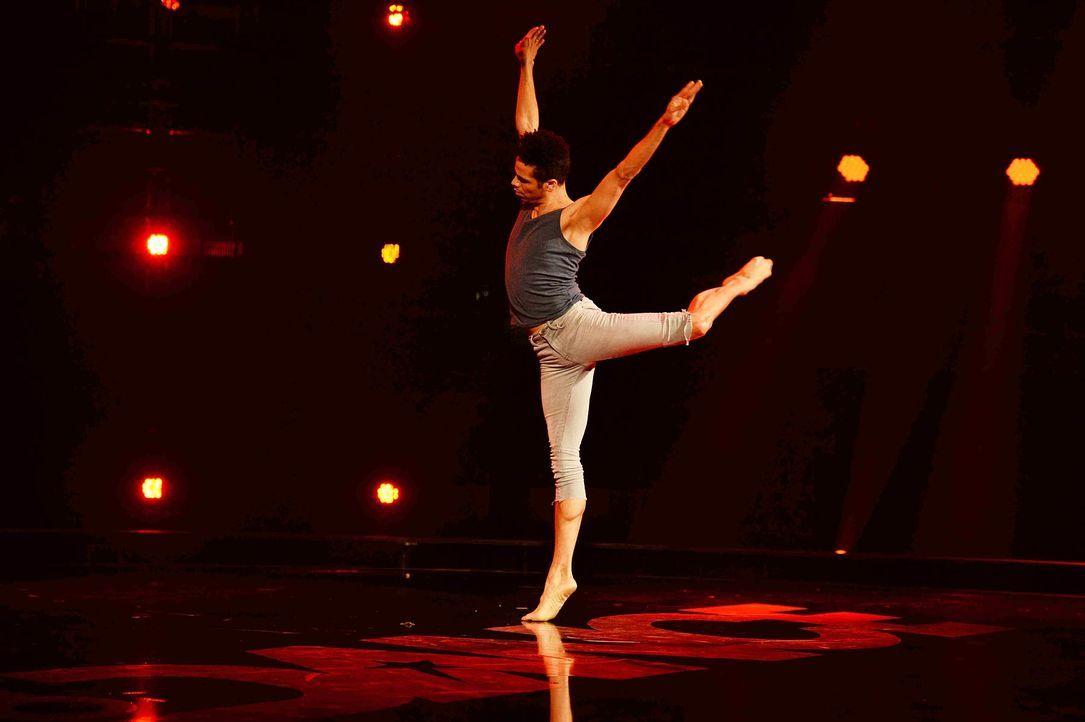 Got-To-Dance-Kris-Jobson-01-SAT1-ProSieben-Willi-Weber - Bildquelle: SAT.1/ProSieben/Willi Weber