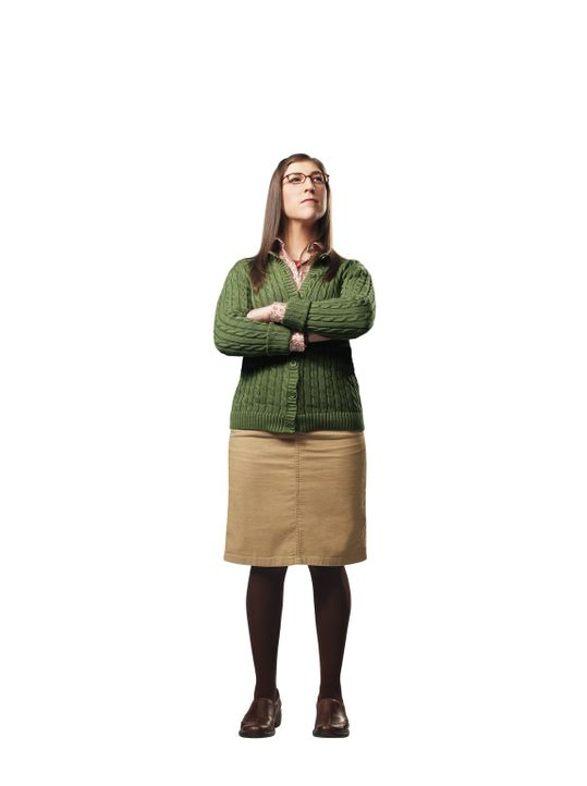 (8. Staffel) - Verändert irgendwie Sheldons Leben: Amy (Mayim Bialik) ... - Bildquelle: Warner Bros. Television