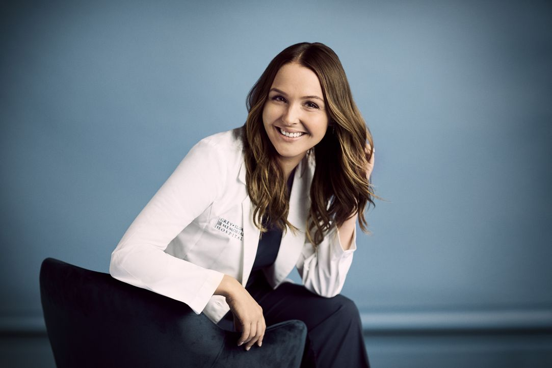 (17. Staffel) - Dr. Josephine Karev (Camilla Luddington) - Bildquelle: Mike Rosenthal 2020 American Broadcasting Companies, Inc. All rights reserved. / Mike Rosenthal