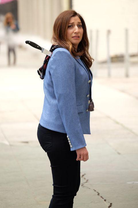 Gina Linetti (Chelsea Peretti) - Bildquelle: John P. Fleenor 2019 UNIVERSAL TELEVISION LLC. All rights reserved. / John P. Fleenor
