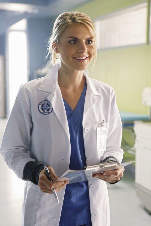Hat eine besondere Aufgabe für ihre Studenten: Denise (Eliza Coupe) ... - Bildquelle: Touchstone Television