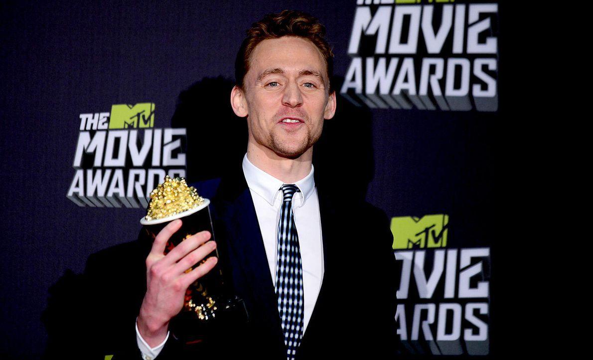mtv-movie-awards-130414-tom-hiddlestone-getty-afpjpg 1700 x 1031 - Bildquelle: getty-AFP