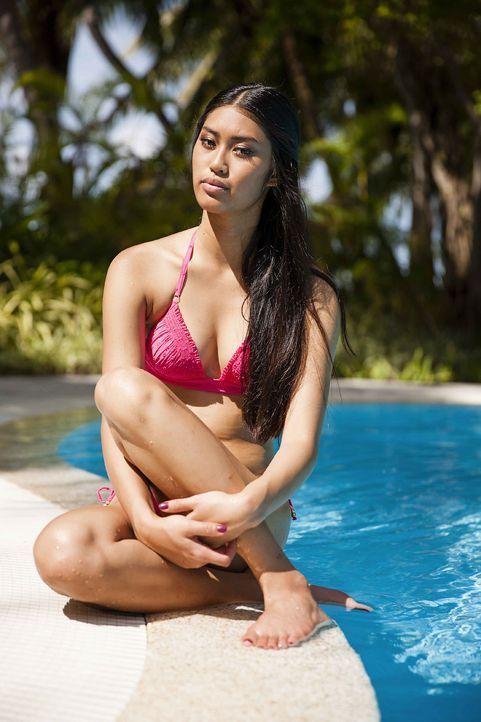 GNTM-Stf10-Epi13-Bikini-Shooting-Malediven-81-Anuthida-ProSieben-Boris-Breuer - Bildquelle: ProSieben/Boris Breuer