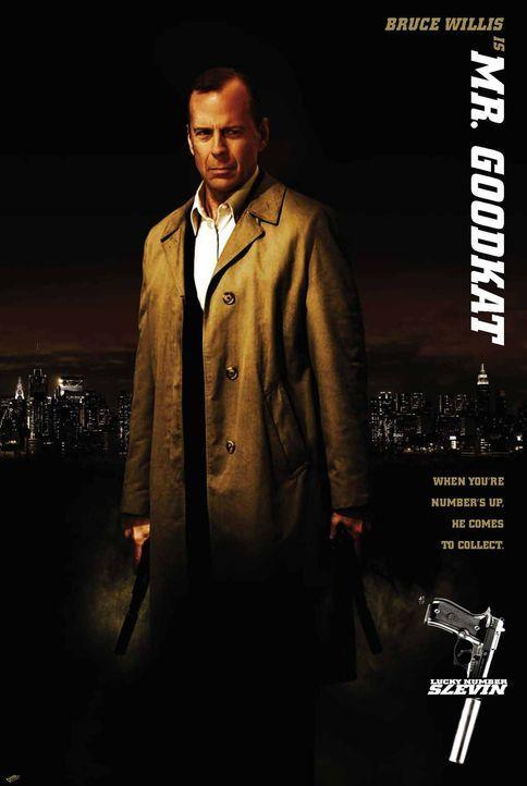 Lucky Number Slevin - mit Bruce Willis - Bildquelle: Metro-Goldwyn-Mayer (MGM)