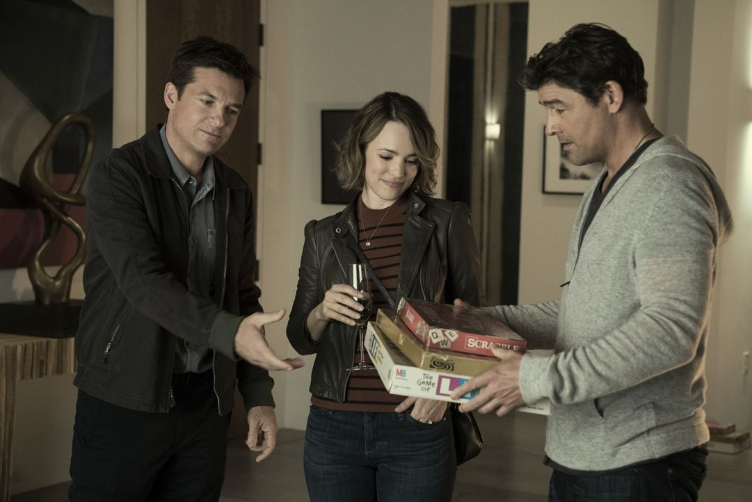 (v.l.n.r.) Max (Jason Bateman); Annie (Rachel McAdams); Brooks (Kyle Chandler) - Bildquelle: Warner Bros. Entertainment, Inc.