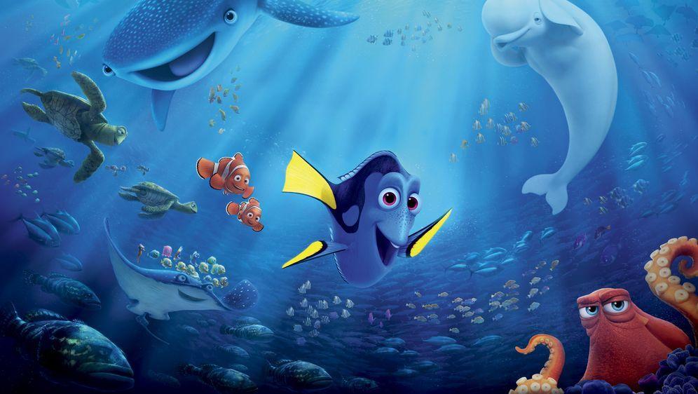 Findet Dorie - Bildquelle: Disney/Pixar