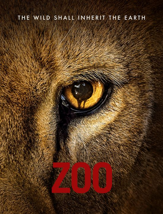 (1. Staffel) - ZOO - Artwork - Bildquelle: 2015 CBS Broadcasting Inc. All Rights Reserved.