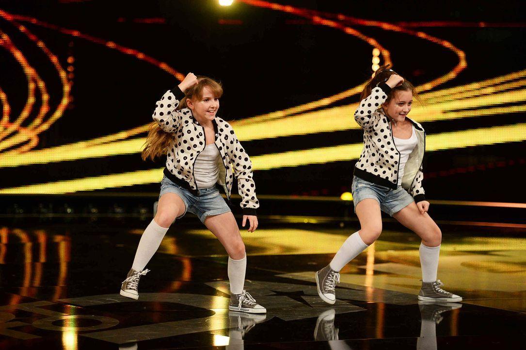 Got-To-Dance-Delia-Viktoria-07-SAT1-ProSieben-Willi-Weber - Bildquelle: SAT.1/ProSieben/Willi Weber