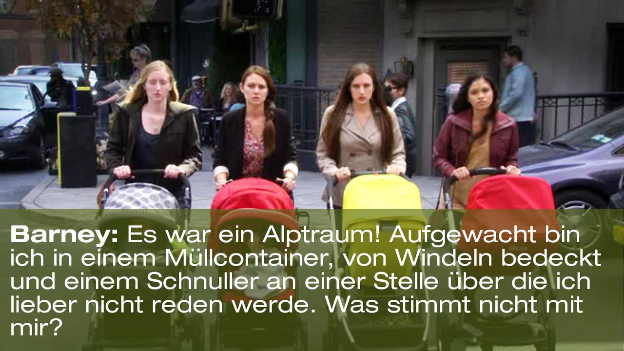 how-i-met-your-mother-zitat-quote-staffel-8-episode-3-nannies-super-nanny-8-barney-foxpng 1600 x 900 - Bildquelle: 20th Century Fox