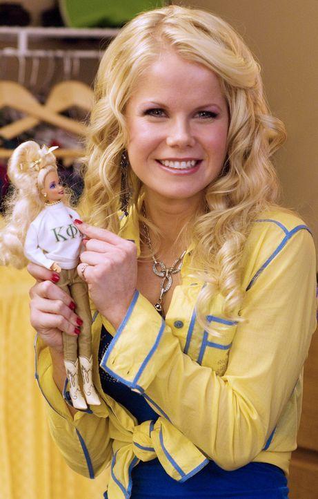 """Dinky (Crystal Hunt) träumt seit ihrer Kindheit davon, in die Studentenverbindung """"Kappa Phi Nu"""" eintreten zu können. Weil sie sich mit dem Denken... - Bildquelle: 2007 Universal Studios, All Rights Reserved"""