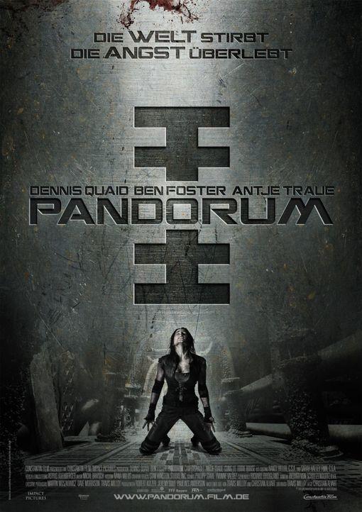 PANDORUM - Plakatmotiv - Bildquelle: 2009 Constantin Film Verleih GmbH