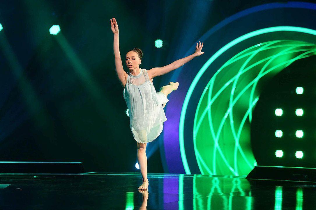 Got-To-Dance-Lea-Johanna-Krauss-03-SAT1-ProSieben-Willi-Weber - Bildquelle: SAT.1/ProSieben/Willi Weber