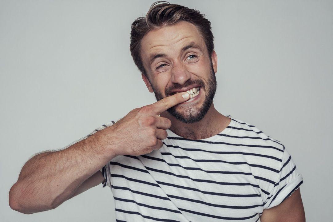 Wie hast du dich auf die Küsse vorbereitet - Bildquelle: ProSieben/Frank Zauritz