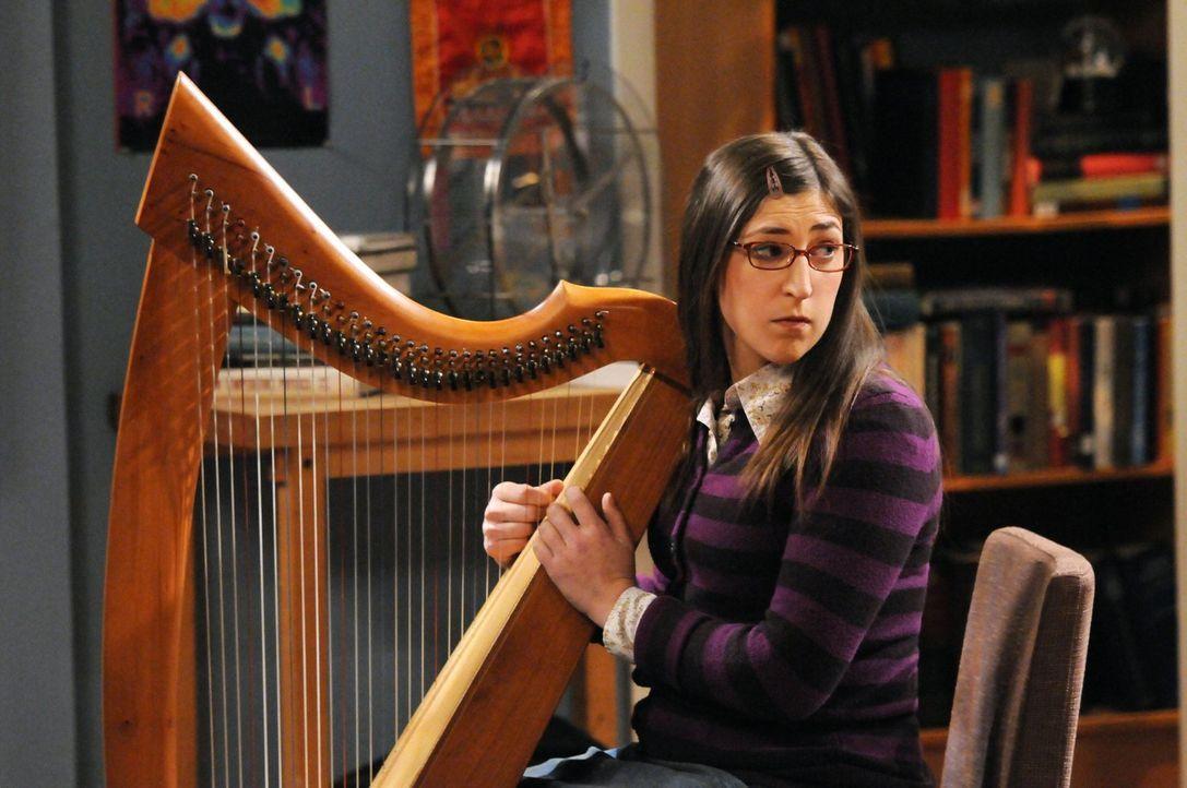 Ein ganz besonderer Mensch: Amy (Mayim Bialik) ... - Bildquelle: Warner Bros. Television