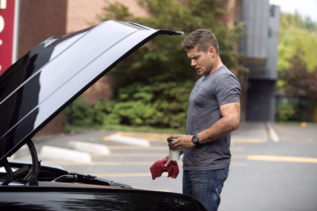 Als Dean (Jensen Ackles) einen neuen Fall aufspürt, ahnt er nicht, dass dieser ihn und Sam auf verschiedene Art und Weisen vor Herausforderungen ste... - Bildquelle: 2016 Warner Brothers