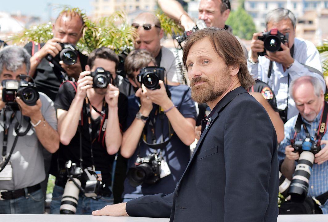 Cannes-Filmfestival-Viggo-Mortensen-140518-2-AFP - Bildquelle: AFP