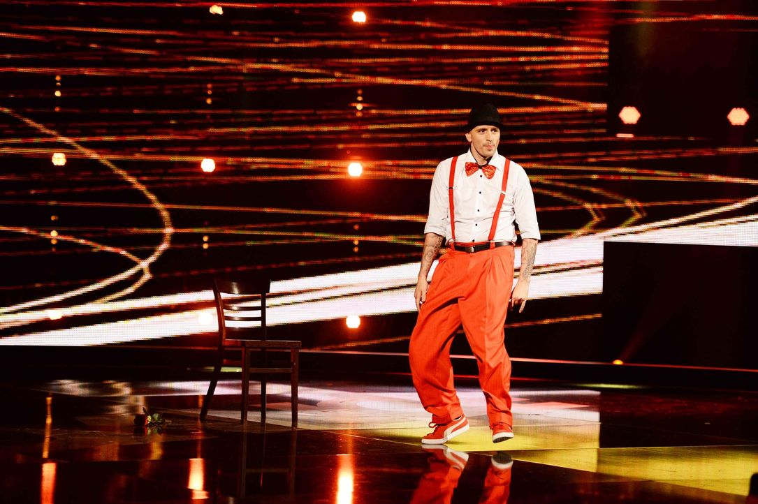Got-To-Dance-Fresh-NC-02-SAT1-ProSieben-Willi-Weber - Bildquelle: SAT.1/ProSieben/Willi Weber