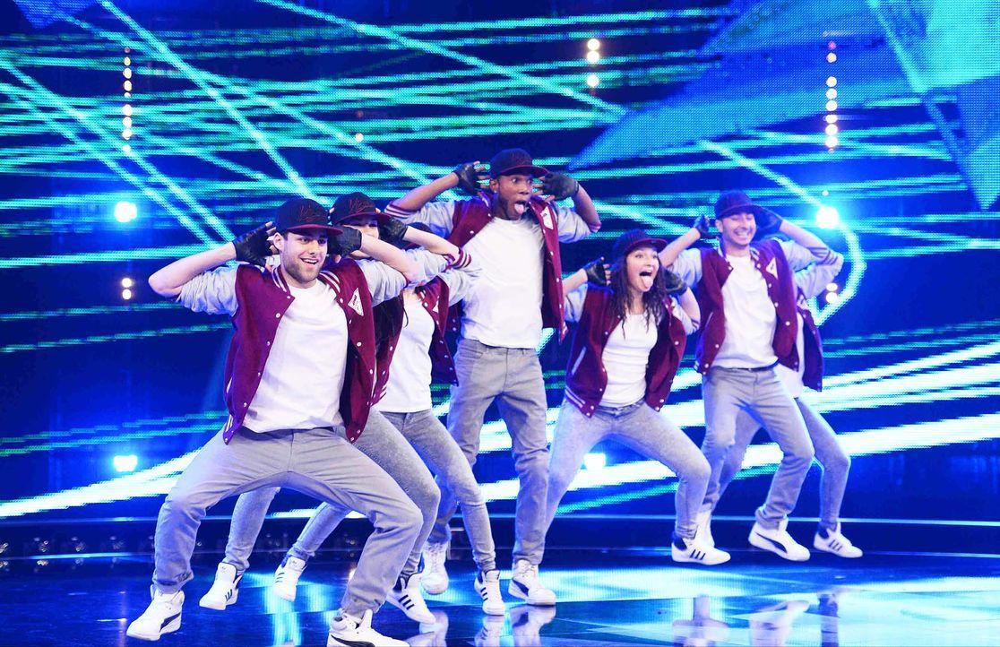 Got-To-Dance-BMB-Crew-11-SAT1-ProSieben-Willi-Weber - Bildquelle: SAT.1/ProSieben/Willi Weber