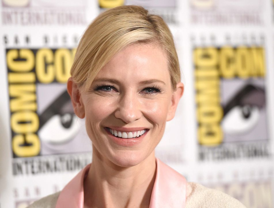 Cate-Blanchett14-07-26-AFP - Bildquelle: getty-AFP