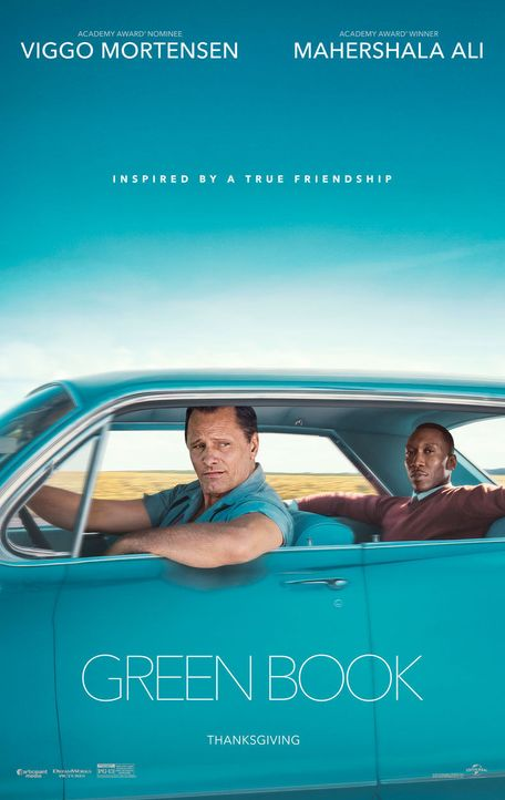 Green Book (2018) - Bildquelle: picture alliance / ZUMA Press