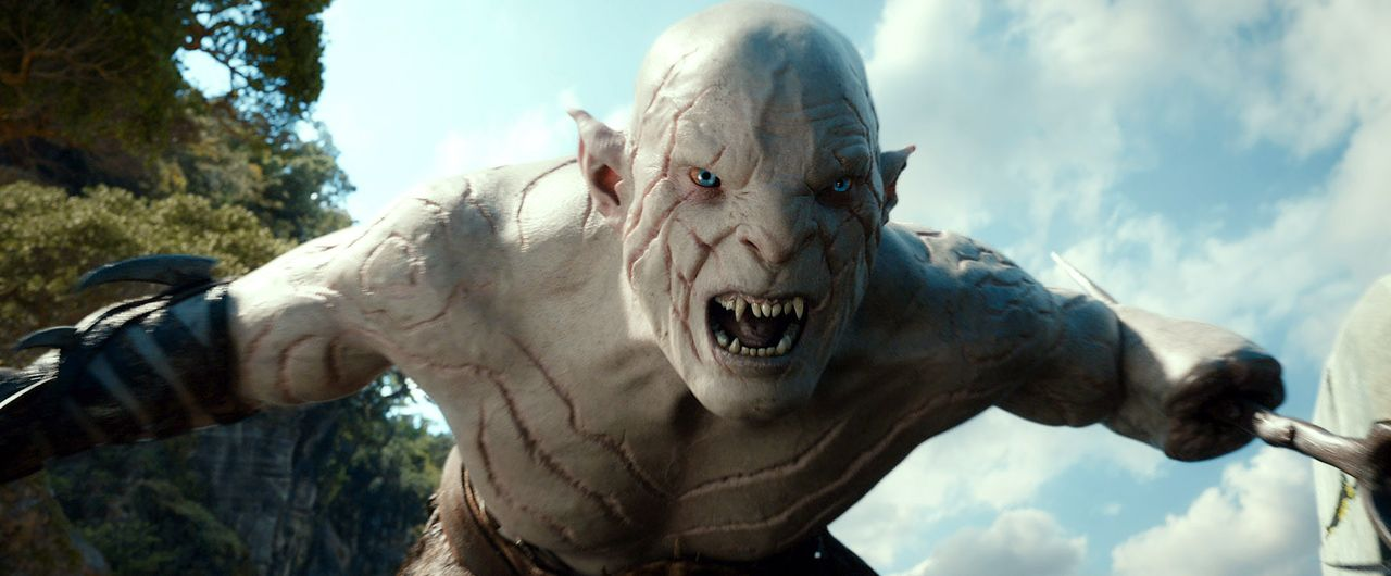 der-hobbit-smaugs-einoede-11-Warner-Bros - Bildquelle: 2013 Warner Bros. Entertainment Inc. and Metro-Goldwyn-Mayer Pictures Inc.