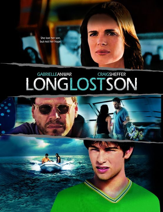 LONG LOST SON - Plakatmotiv - Bildquelle: Christopher Filmcapital