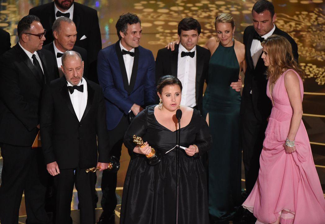 oscars-2016-Spotlight-AFP - Bildquelle: AFP