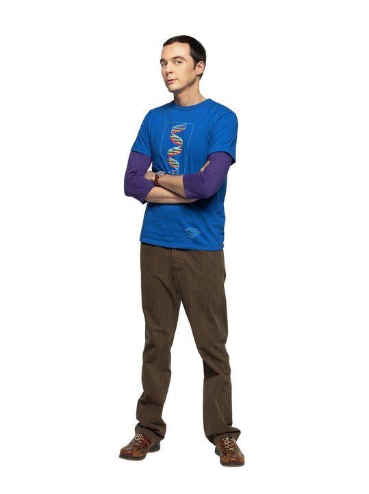 (7. Staffel) - Ein Intellektueller, der allerdings wenig Ahnung von einem Leben neben der Physik und Videogames hat: Dr. Sheldon Cooper (Jim Parsons... - Bildquelle: Warner Bros. Television