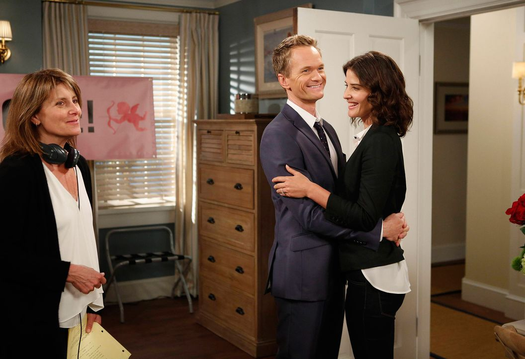 HIMYM- Behind the scenes- Coming back (3) - Bildquelle:  CBS Broadcasting, Inc. All rights reserved