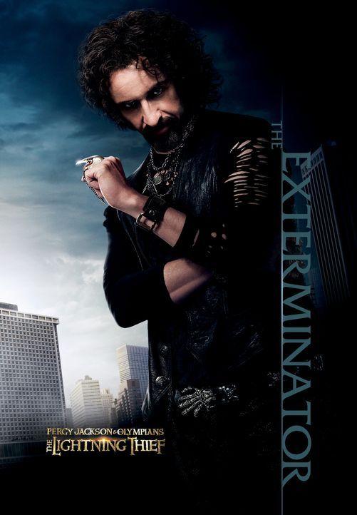 PERCY JACKSON - DIEBE IM OLYMP - mit Steve Coogan als Hades - Bildquelle: 2010 Twentieth Century Fox Film Corporation. All rights reserved.