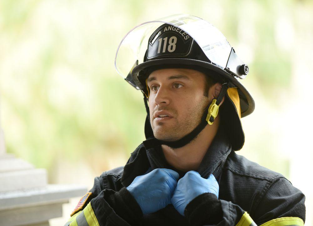 Eddie Diaz (Ryan Guzman) - Bildquelle: 2018-2019 Twentieth Century Fox Film Corporation. All rights reserved.
