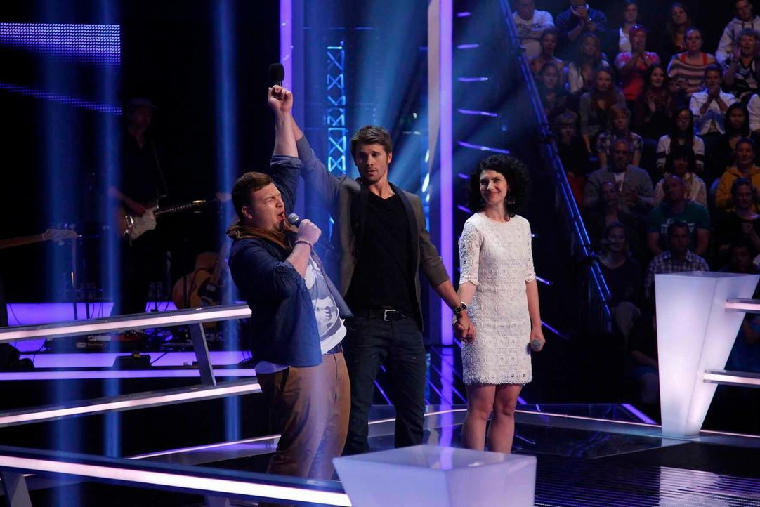 battle-michael-h-hannah-07-the-voice-of-germany-huebnerjpg 1775 x 1184 - Bildquelle: SAT.1/ProSieben/Richard Hübner