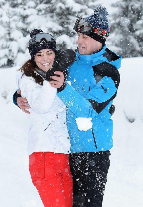 Royals-winterurlaub-5-John Stillwell-POOL-AFP - Bildquelle: John Stillwell/POOL/AFP