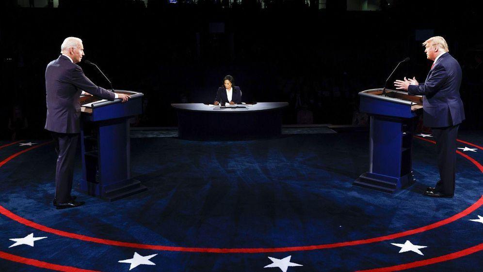 - Bildquelle:  Jim Bourg/Pool Reuters/AP/dpa