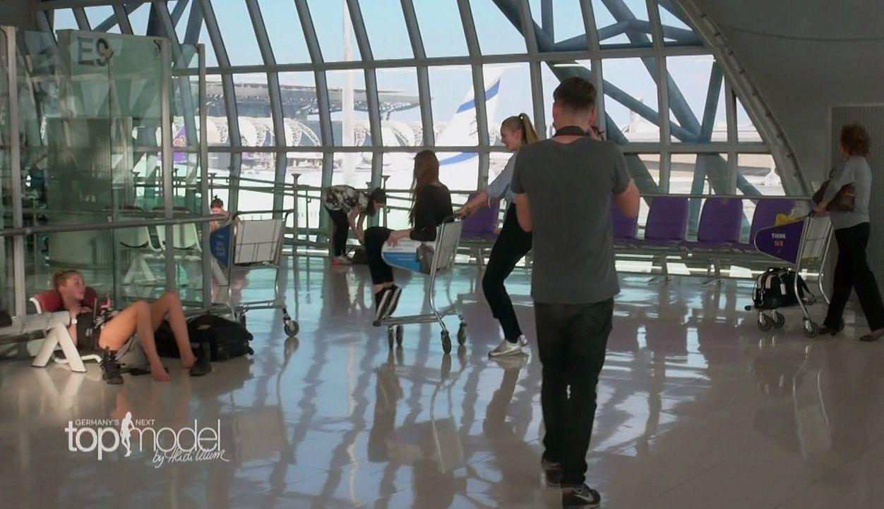 GNTM-11-Epi07-Sendungsgalerie-012-ProSieben - Bildquelle: ProSieben