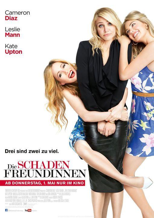 Die-Schadenfreundinnen-01-2014Twentieth-Century-Fox - Bildquelle: 2014 Twentieth Century Fox