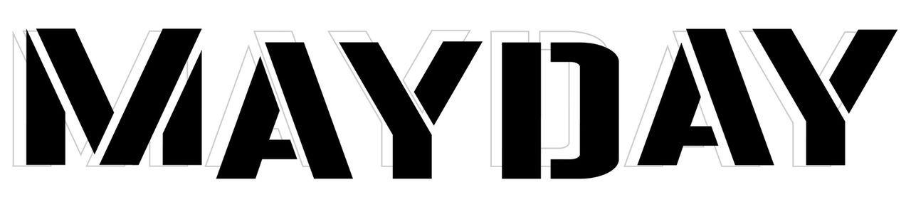 MAYDAY - KATASTROPHENFLUG 52 - Logo - Bildquelle: Columbia Broadcasting System