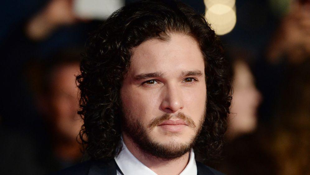 Game Of Thrones Star Kit Harington Jon Schnee Macht Manner