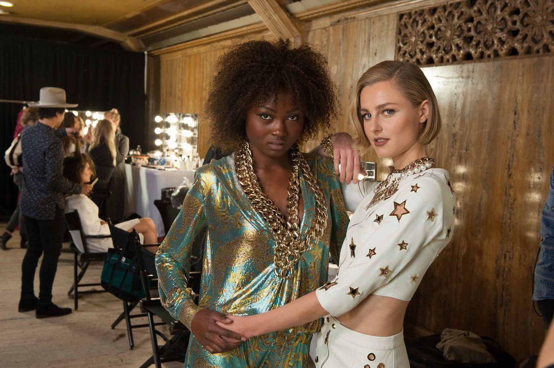 Topmodel2017_0740 - Bildquelle: ProSieben/Micah Smith