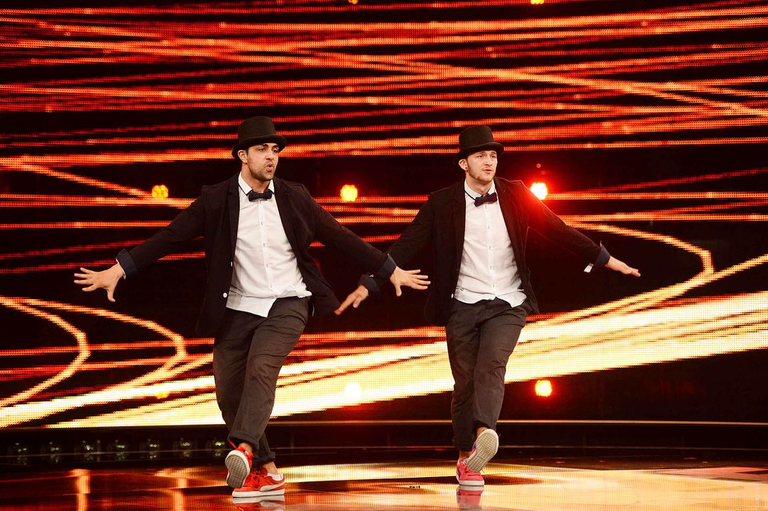 Got-To-Dance-Vlado-Pete-04-SAT1-ProSieben-Willi-Weber - Bildquelle: SAT.1/ProSieben/Willi Weber