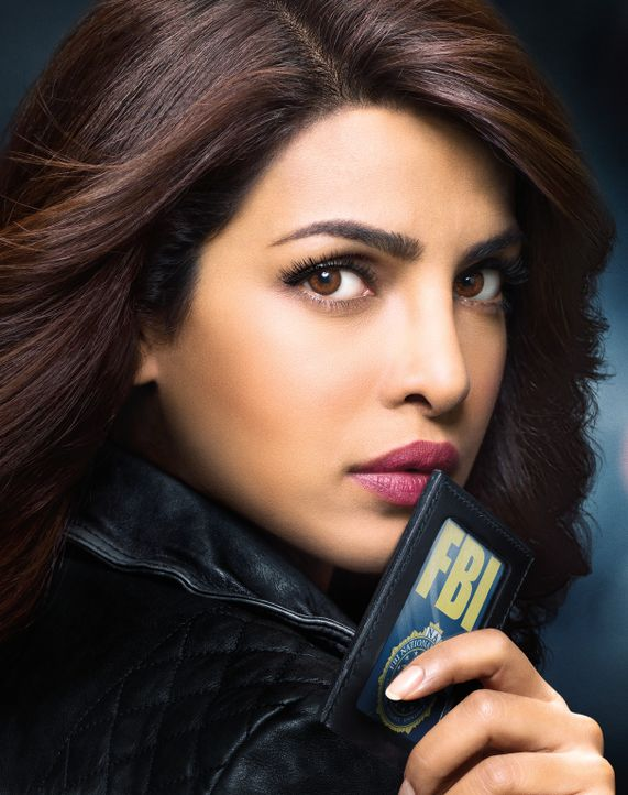 (1. Staffel) - Nach einem Anschlag, bei dem sie fast unverletzt davon kommt, wird sie zur Hauptverdächtigen. Alex Parrish (Priyanka Chopra) versucht... - Bildquelle: 2015 ABC Studios