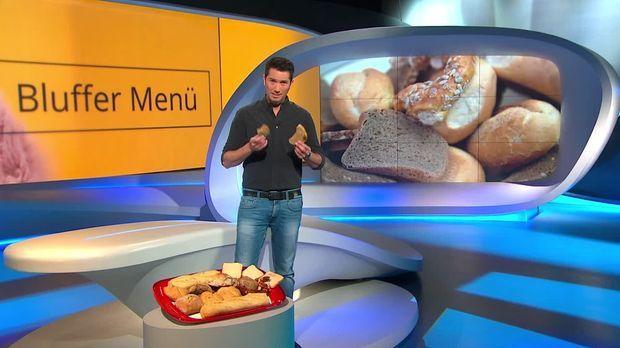 Galileo - Galileo - Mittwoch: Bluffer-menü Altes Brot