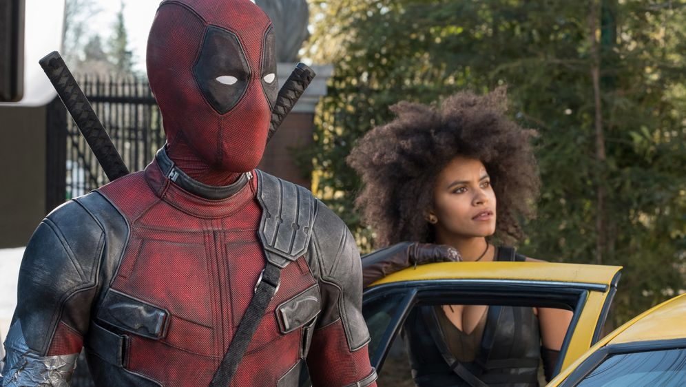 Deadpool 2 - Bildquelle: Joe Lederer 2018 Twentieth Century Fox Film Corporation. All rights reserved. MARVEL © 2018 MARVEL / Joe Lederer