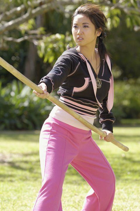 Wendy Wu (Brenda Song) soll einen immer wiederkehrenden bösen Geist bekämpfen, der die Welt bedroht ... - Bildquelle: Buena Vista International Television