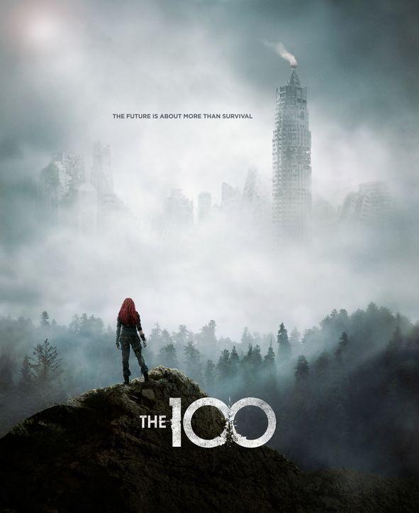 (3. Staffel) - The 100 - Artwork - Bildquelle: 2014 Warner Brothers