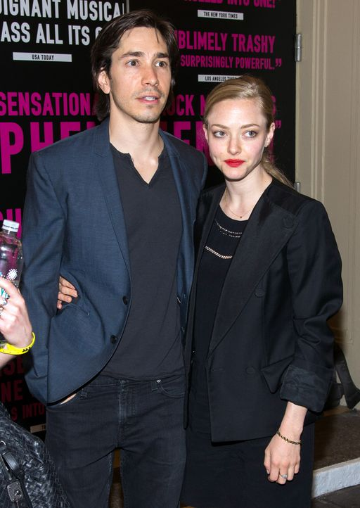 Justin-Long-Amanda-Seyfried-140622-getty-AFP - Bildquelle: getty-AFP